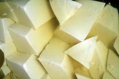 Chinese tofu Stock Photography