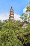 Chinese toren royalty-vrije stock fotografie