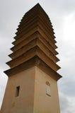 Chinese toren Royalty-vrije Stock Afbeelding