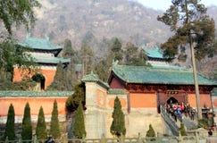 Chinese tour sites Stock Photo