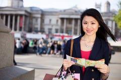 Chinese tourist Stock Image