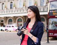 Chinese tourist Stock Images