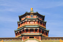 Chinese tower Stock Photo