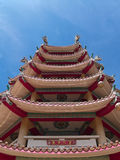 Chinese tower Royalty Free Stock Images