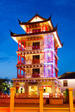 Chinese tower Stock Photography