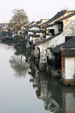 Chinese town Stock Photography