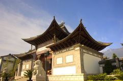 Chinese town Stock Images