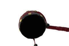 Chinese toy rattle drum Stock Photo