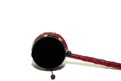 Chinese toy rattle drum Royalty Free Stock Photo