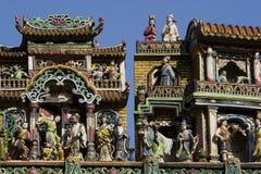 Chinese Traditie in Miniatuur stock afbeeldingen