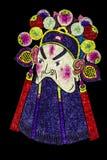 Chinese tradition opera mask Stock Photography