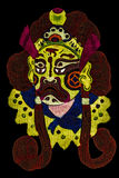 Chinese tradition opera mask Royalty Free Stock Photo