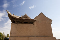 Chinese traditional ancient building Royalty Free Stock Photos