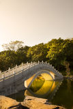 Chinese traditional arch bridge Royalty Free Stock Photos