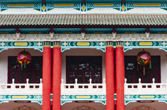 Chinese traditional architectural Royalty Free Stock Image