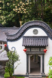 Chinese traditional architectural Royalty Free Stock Photos