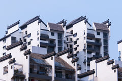 Chinese traditional architectural Royalty Free Stock Photography