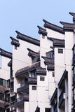 Chinese traditional architectural Stock Image