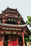 Chinese traditional architectural Stock Photos