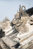Chinese traditional architectural art Stock Image