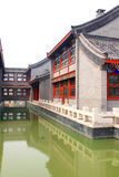 Chinese traditional architectural landscape Royalty Free Stock Photography