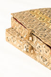 Chinese traditional box Royalty Free Stock Image