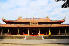 Chinese traditional Buddhist temples, Kaiyuan Temple Stock Images