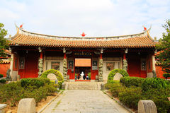 Chinese traditional Buddhist temples, Kaiyuan Temple Royalty Free Stock Photos