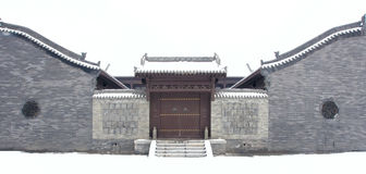 Chinese traditional building Royalty Free Stock Image