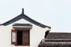Chinese traditional buildings Stock Image