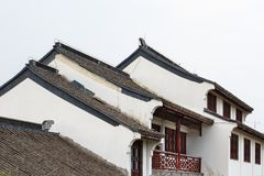 Chinese traditional buildings Stock Photo