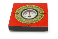 Chinese traditional compass Stock Images
