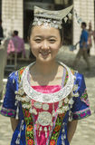 Chinese traditional costumes Stock Photo