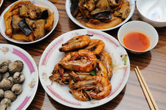 Chinese traditional cuisine Stock Photography
