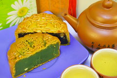Chinese Traditional Food Royalty Free Stock Photos