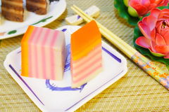 Chinese Traditional Food (Cake) Royalty Free Stock Photography