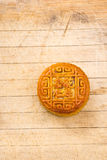 Chinese traditional food--Moon cake Royalty Free Stock Photos