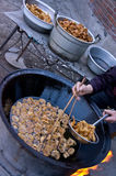 Chinese Traditional Food Royalty Free Stock Photography