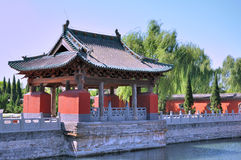 Chinese traditional garden Stock Images