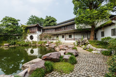 Chinese traditional garden Royalty Free Stock Image