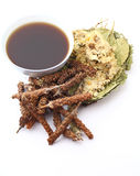 Chinese traditional herbs medicine drink Royalty Free Stock Images