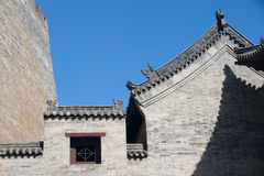 Chinese traditional house Royalty Free Stock Photos