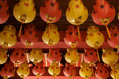 Chinese traditional lantern Royalty Free Stock Image