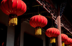Chinese traditional lantern Stock Image