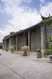 Chinese traditional lingnan architecture Royalty Free Stock Photography