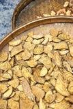 Chinese Traditional Medicine Tree Barks Stock Photos