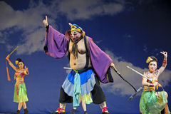 Chinese traditional opera Royalty Free Stock Photo
