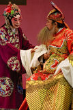Chinese traditional opera Stock Image