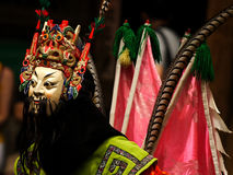 Chinese traditional opera Royalty Free Stock Photos