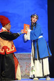 Chinese traditional opera actor Stock Photography